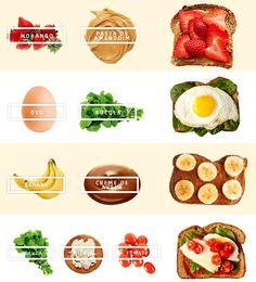 Sete ideias de cafés da manhã mais saudáveis para esta semana