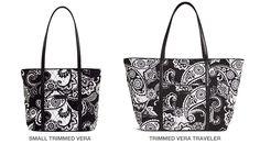A Closer Look: Midnight Paisley styles | Vera Bradley