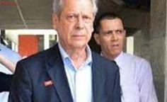 STF marca para terça-feira julgamento que pode libertar José Dirceu