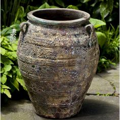 Anacortes Jar Terra Cotta Pot Planter