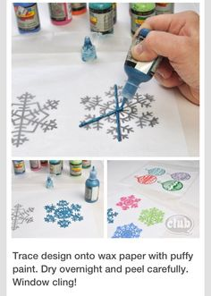Cute Snowflakes #Various #Trusper #Tip