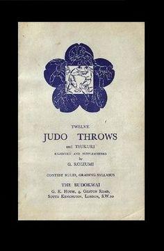 Twelve Judo Throws and Tsukuri