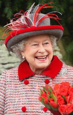 Queen Elizabeth, 2008
