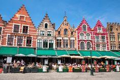 Brugge, Belgium. Fuji X-T1