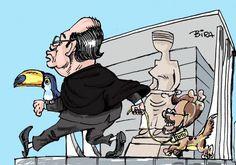 Miola: Gilmar Mendes precisa de exame antidoping