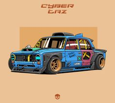 Custom Hot Wheels, Custom Cars, Cool Car Drawings, Racing Car Design, Car Illustration, Futuristic Cars, Car Posters, Automotive Art, Modified Cars