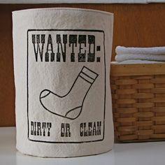 Missing Sock Bucket by goodmeasureshop
