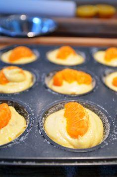 Mandarinen, Clementinen, Muffins, Cupcakes, Rezept, Winter, saisonales Obst, Muffin Rezept, Foodblog, backen