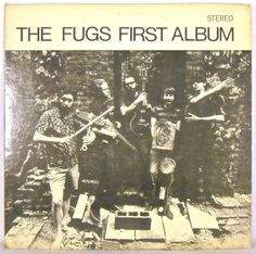 60's band albums | The Fugs – The Fugs First Album