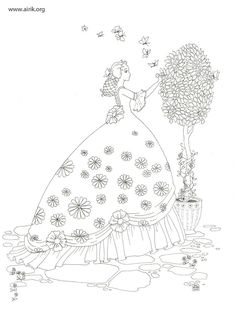 by great illustrator and storyteller Enna Airik