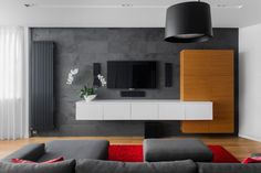 Tikhonov Dsgn Creates Tiny Apartment Interior in Moscow (3)