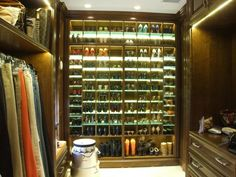 Here is the best closet organization ideas and designs which will inspire you. These are the best and easy option that you can also built in your house. Best Closet Organization, Organization Ideas, Liquor Cabinet, Heaven, Shoe, Storage, Inspiration, Furniture, Design