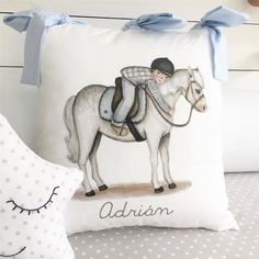 Textiles, Horses, Manualidades, Everything, Fabrics, Textile Art