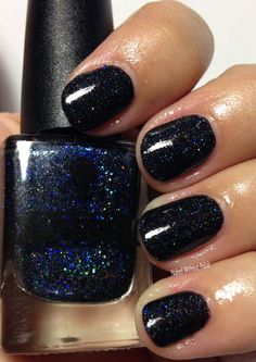Lollipop Posse Lacquer Prism Perfect in direct light