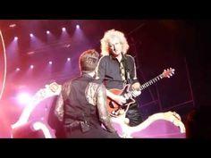 Queen + Adam Lambert - Seven Seas Of Rhye/Killer Queen - Buenos Aires - another HOT Killer Queen