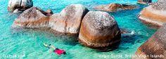 Virgin Gorda, British Virgin Islands travel information: Virgin Gorda, British Virgin Islands vacation guide, info on hotels, resorts, beaches & more - Caribbean.com