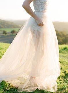 Photography: http://josevillaphoto.com | Wedding dress: http://samuellecouture.com | Hair and makeup: http://teamhairandmakeupservice.com | Read More: https://www.stylemepretty.com/vault/image/3295548