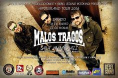 Malos Tragos en el Jimmy Jazz Vallecas