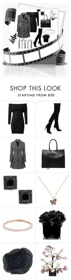 """Spiteful 🏴q"" by aharcaki ❤ liked on Polyvore featuring Balmain, Relaxfeel, Rebecca Minkoff, Hervé Gambs, Cynthia Rowley and Canopy Designs"