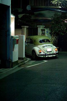 VW ビートル・カブリオレ