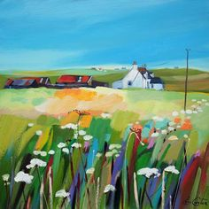 Pam Carter | Gullane Art Gallery