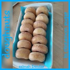 Doughnuts recipe by Salmah Dendar posted on 14 May 2019 . Recipe has a rating of by 2 members and the recipe belongs in the Desserts, Sweet Meats recipes category Sweet Meat Recipe, Homemade Naan Bread, Halal Recipes, Food Categories, Churros, Dessert Recipes, Desserts, Doughnuts, Snacks