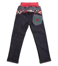 Sayonara Classic Jean - Big, Oishi-m Clothing for Kids, Autumn 2019, www.oishi-m.com