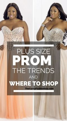 Plus Size Prom Dress Shopping Guide 2014