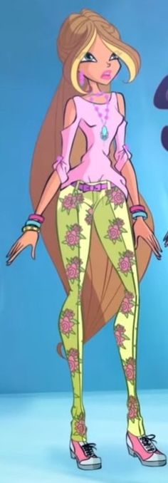 Winx Club, Flora Winx, Club Outfits, Roxy, Sailor Moon, Fairies, Bloom, Characters, Magic