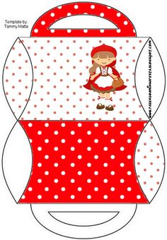 CaixaChapeuzinho Vermelho