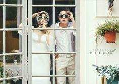 korea pre wedding photo shoot with hello muse Pre Wedding Poses, Pre Wedding Photoshoot, Wedding Shoot, Wedding 2017, Foto Wedding, Korean Wedding, Wedding Photography Packages, Couple Photography Poses, Photography Ideas