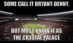 Bryant Denny stadium - Crimson Palace - Roll Tide