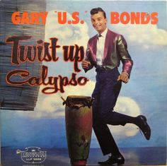 """Twist Up Calypso"" (1962, LeGrand) by Gary ""U.S."" Bonds.  Contains ""Dear Lady Twist"" and ""Twist, Twist Senora.""  (See: http://www.youtube.com/watch?v=OC7myZoVnlQ)"