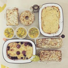 get ready 4 the family party tomorrow night !!! #baking #dessert #clafoutis #yummy  #homemade  #foodie  #foodphoto  #foodstagram  #top_food_of_instagram  #onthetable #bananacake #applecrumble #pannacotta #烘培