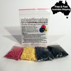 Crafts Enthusiastic Plastimake Moldable Plastic 500g Home Arts & Crafts