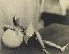Man Ray- This photo is effective because the lack of colour and use of tones makes the shapes stand out and textures