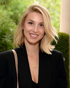 Whitney Port in Gilt + Cambridge Satchel Company Collection Breakfast