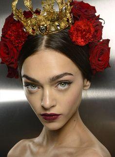 Somos como una flor Foto: Dolce&Gabbana