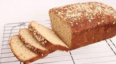 Honey oat bread kevesebb meleg vízzel!