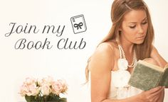 join my laurenconrad.com book club!