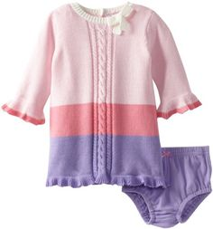 Hartstrings Baby-girls Infant Sweater Dress And Diaper Cover, Pretty Pink, 12 Months Hartstrings http://www.amazon.com/dp/B00D3MV4BQ/ref=cm_sw_r_pi_dp_HN28tb1XCWWZ4
