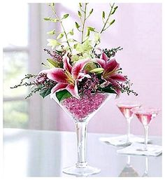 cool Sweet Margarita Flower Arrangement