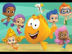 Free Printables, Bubble Guppies Jello Recipe and Nickelodeon Kids' Choice Awards
