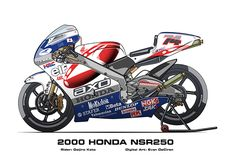 Motogp, Honda, Motorcycles, Behance, Racing, Bike, Vehicles, Bicycle Kick, Auto Racing