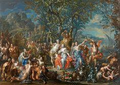(Johann Georg Platzer, 1704-1761, Austria) -