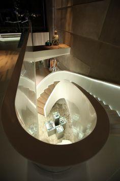 Ensayar by Adrianopoulos + Associates, Athens store design