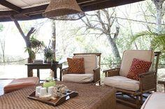 indoor/outdoor iving space. Erin Allan