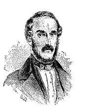 John Lloyd Stephens, the first American to investigate classical Maya culture and discoverer of Copan.