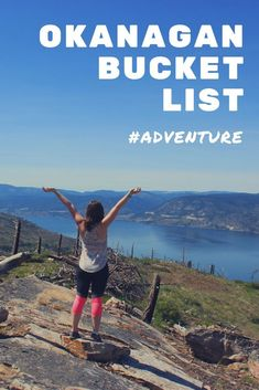 The Okanagan is a hub of wonderful outdoor adventures. We've gathered our favourite destinations for the ultimate Okanagan bucket list that'll keep you exploring all year. Explore the many hikes of Kelowna, Penticton, and Osoyoos, then stand under the bea Things To Do In Kelowna, Canadian Travel, Western Canada, Beautiful Waterfalls, British Columbia, Columbia Travel, Australia Travel, Places To See, Travel Destinations