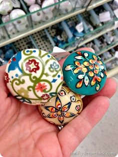 Captivating DR SEUSS 2crazy 4U Hand Painted Whimsical Porcelain Knobs Handles 9 |  Furniture Doctor, Paint Furniture And Whimsical